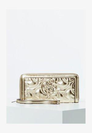 PORTAFOGLIO NEW WAVE LAMINATO - Geldbörse - gold