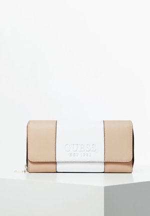 GRAND PORTEFEUILLE HOLLY - Geldbörse - blanc multi
