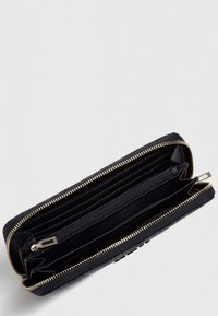 Guess - GUESS GROSSES PORTEMONNAIE ALBY - Wallet - schwarz - 2