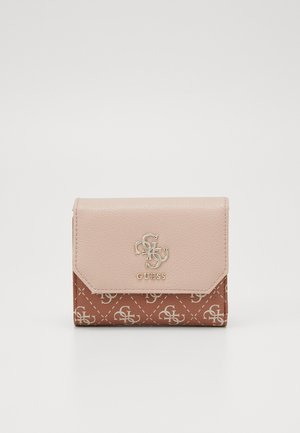 SMALL TRIFOLD - Wallet - cinnamon