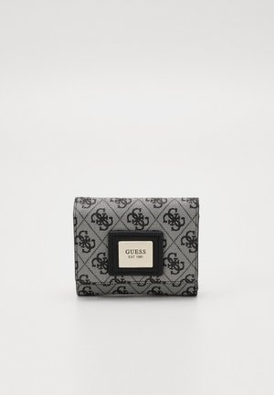 CANDACE SMALL TRIFOLD - Lommebok - black