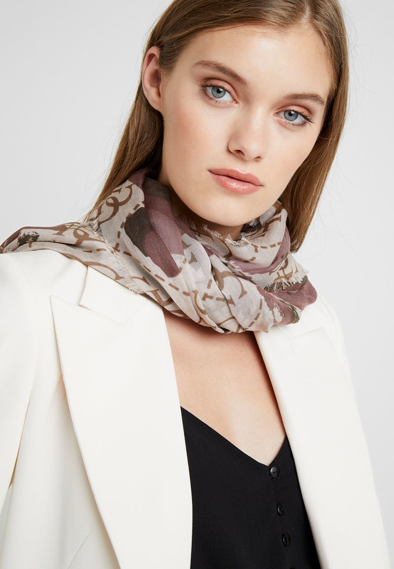 Guess - NOT COORDINATED KEFIAH - Foulard - beige