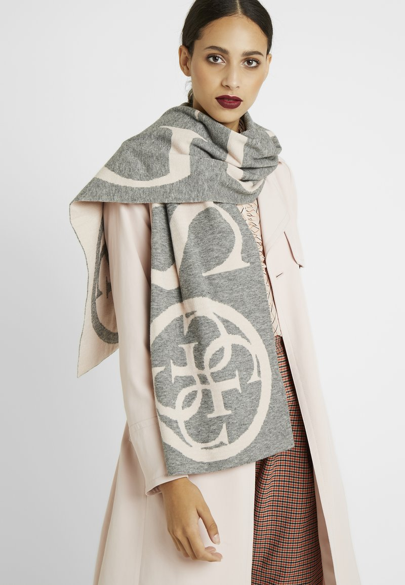 Guess - SCARF - Schal - grey