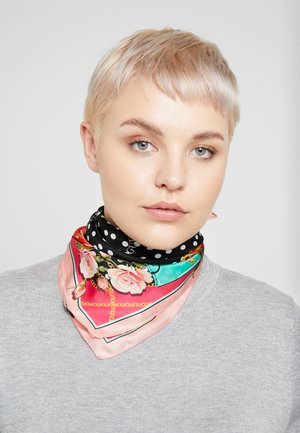 FOULARD - Šátek - red/multi