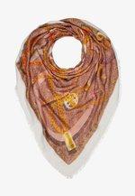 ESME PRINTED KEFIAH - Foulard - cinnamon