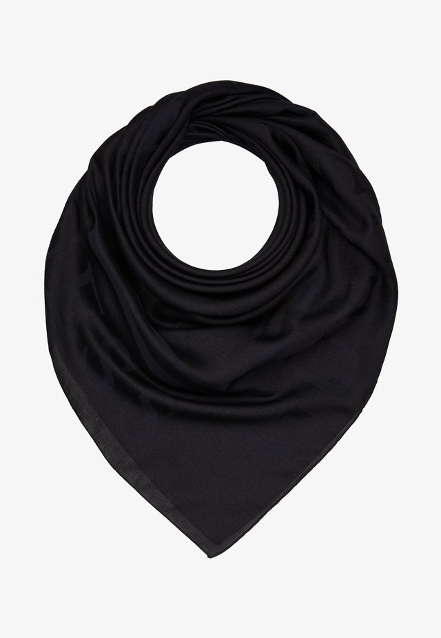 KEFIAH - Foulard - black