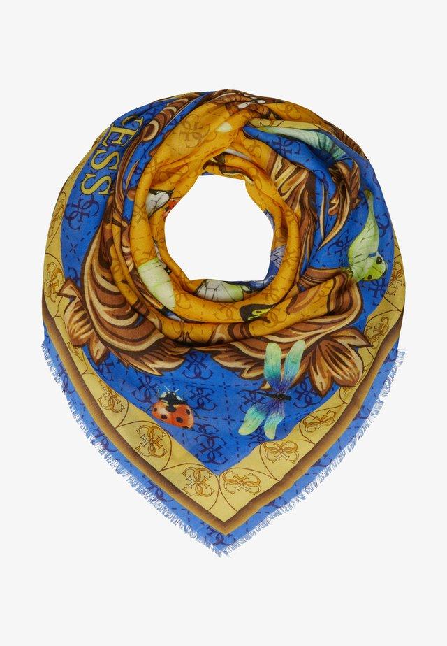 PRINTED KEFIAH - Foulard - blue