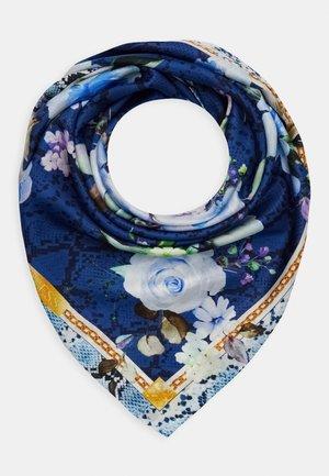 PRINTED FOULARD - Écharpe - blue