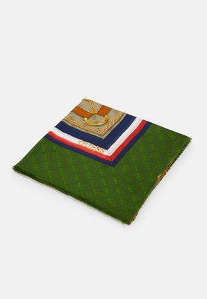 PRINTED KEFIAH - Scarf - green