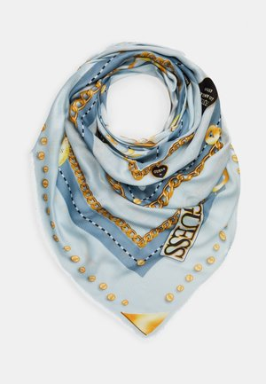 BLAKELY PRINTED KEFIAH - Foulard - denim
