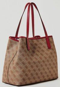 Guess - VIKKY SET - Handbag - brown - 2