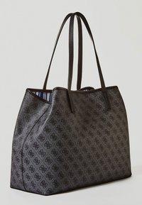 Guess - VIKKY - Bolso shopping - dark grey - 2