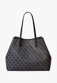 Guess - VIKKY - Bolso shopping - dark grey - 1