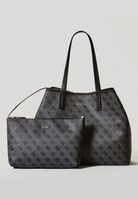 Guess - VIKKY - Bolso shopping - dark grey - 3