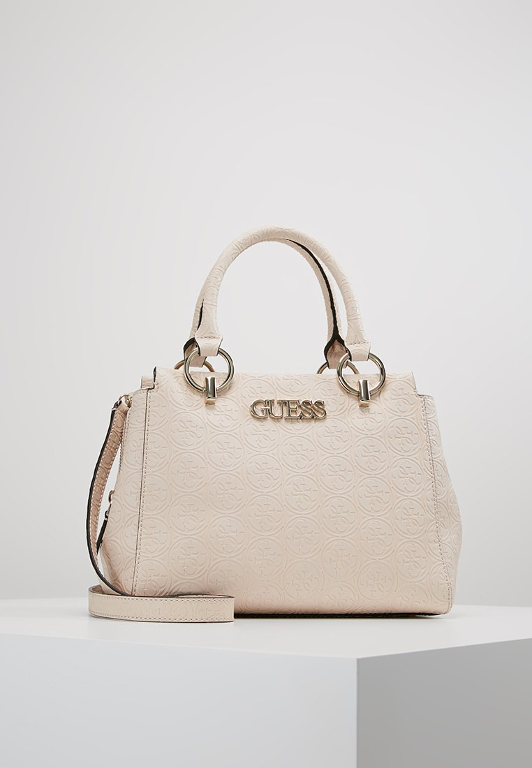 Guess - HERITAGE POP GIRLFRIEND - Sac à main - blush
