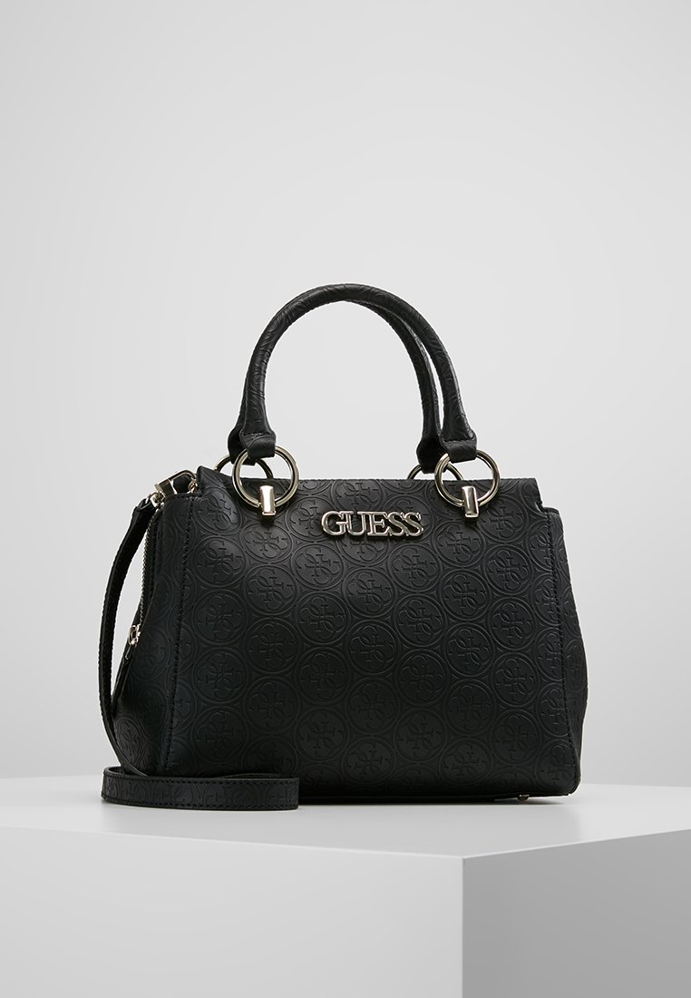 Guess - HERITAGE POP GIRLFRIEND - Handbag - black