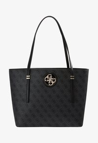 Guess - OPEN ROAD TOTE - Kabelka - coal - 5