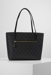 Guess - OPEN ROAD TOTE - Kabelka - coal - 2