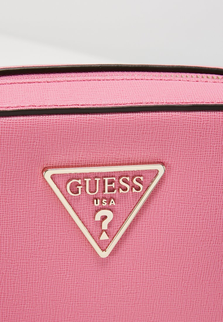 Guess Kamryn - Umhängetasche Pink Black Friday