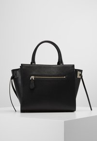 Guess - SOCIETY SATCHEL - Handbag - black - 2