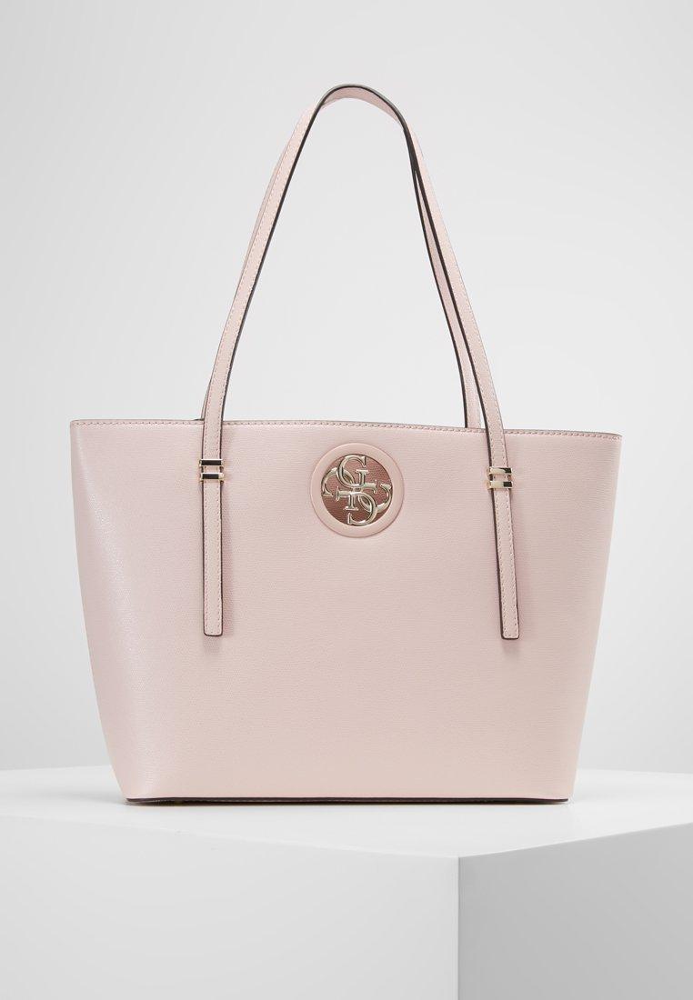 Guess - OPEN ROAD  - Handbag - blush