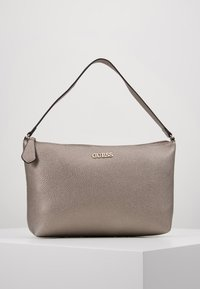 Guess - UPTOWN CHIC BARCELONA TOTE SET - Tote bag - pewter - 5