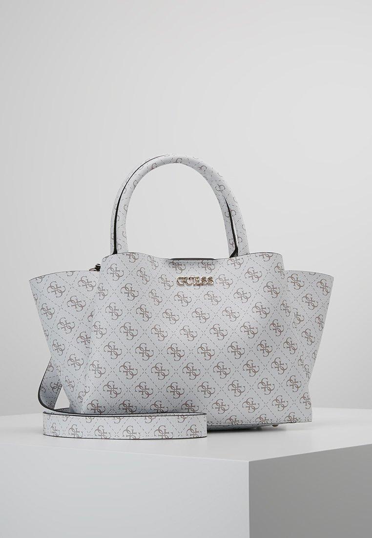 Guess - Handtasche - white