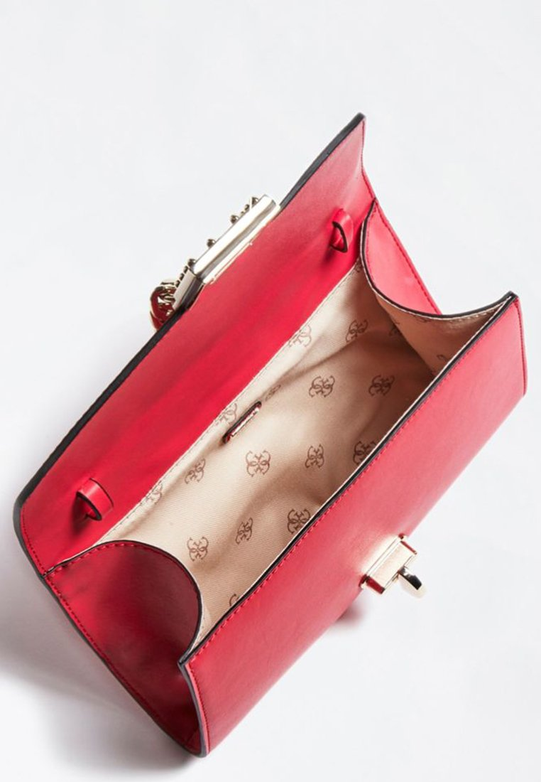 Guess PRISMA - Clutch - red - Black Friday