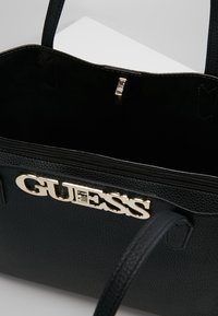 Guess - UPTOWN - Shoppingväska - black - 4