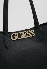 Guess - UPTOWN - Shoppingväska - black - 7