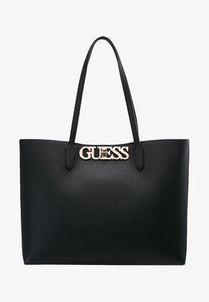 UPTOWN - Shopping Bag - black