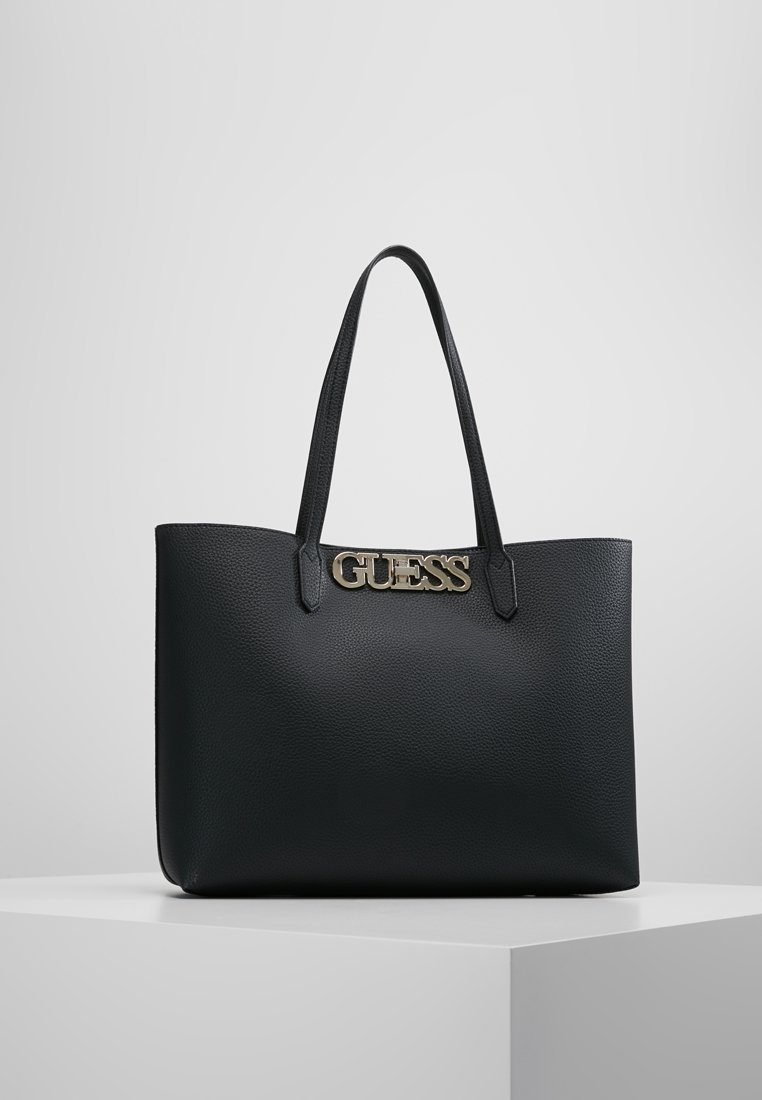 Guess - UPTOWN - Shoppingväska - black