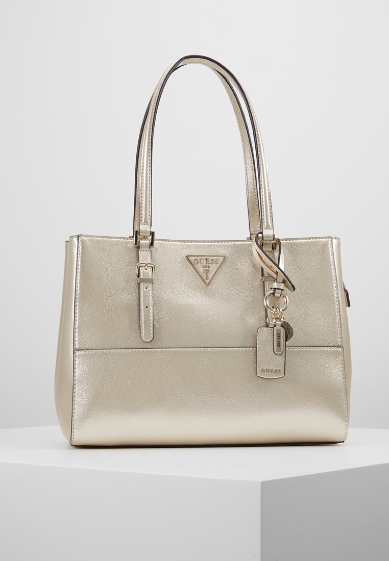 Guess - CARYS CARRYALL - Handtas - champagne