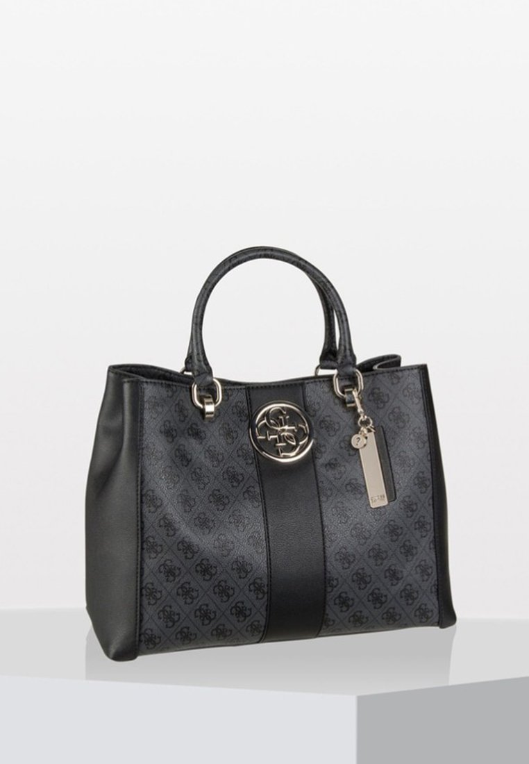Guess - BLUEBELLE CARRYALL - Handtasche - black