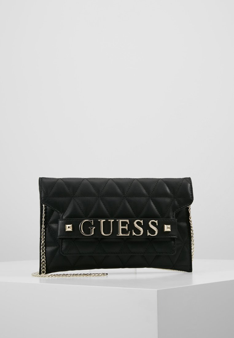 Guess - LAIKEN MINI CROSSBODY - Clutch - black