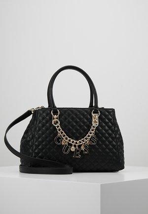 PASSION STATUS SATCHEL - Handbag - black