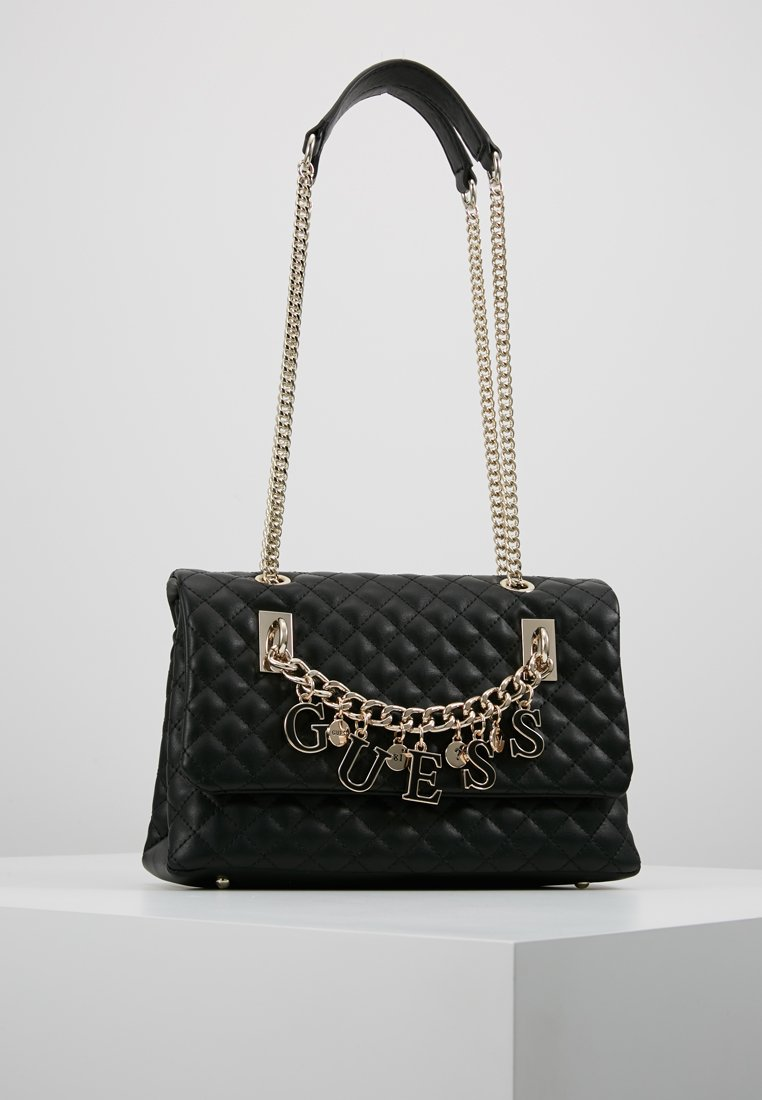Guess - PASSION XBODY - Handtasche - black