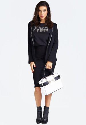 CARINA SOCIETY  - Handbag - white