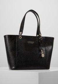 Guess - KAMRYN - Tote bag - black - 0