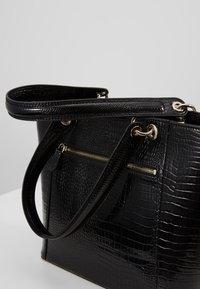 Guess - KAMRYN - Tote bag - black - 6