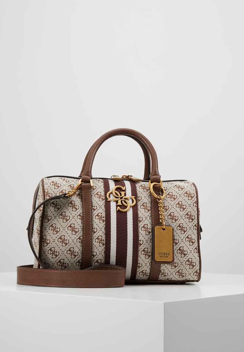Guess - VINTAGE BOX - Kabelka - brown