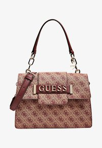 Guess - KERRIGAN  - Handtas - red - 1