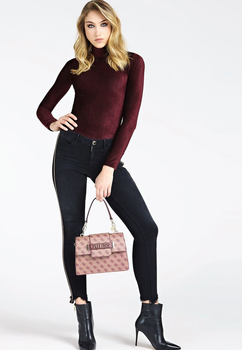 Guess - KERRIGAN  - Handtas - red