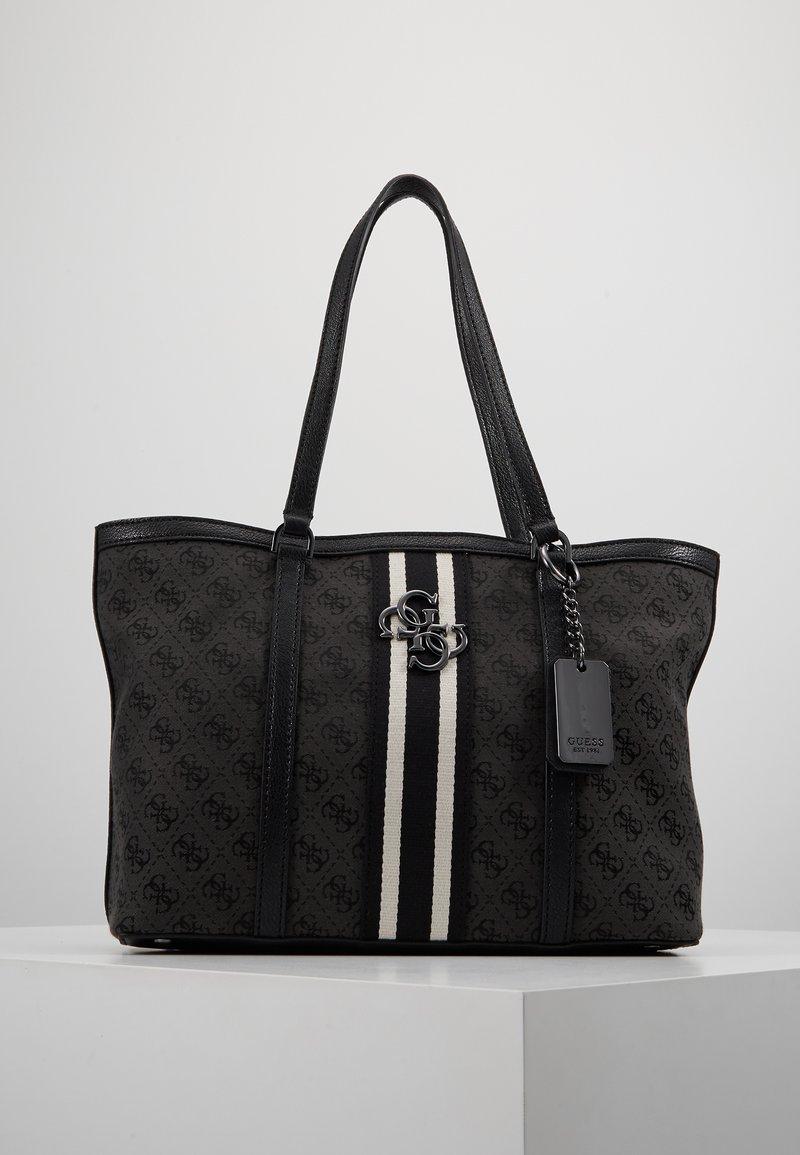 Guess - VINTAGE TOTE - Handbag - coal