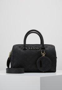 Guess - JANELLE BOX - Handbag - black - 0