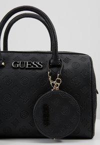 Guess - JANELLE BOX - Handbag - black - 6