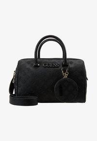 Guess - JANELLE BOX - Handbag - black - 5