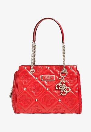 SHANINA GIRLFRIEND - Handtas - red