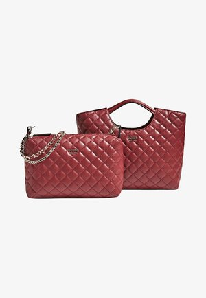 MIRIAM - Shopping Bag - red