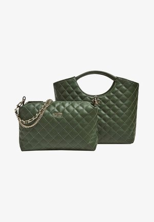 MIRIAM - Tote bag - green